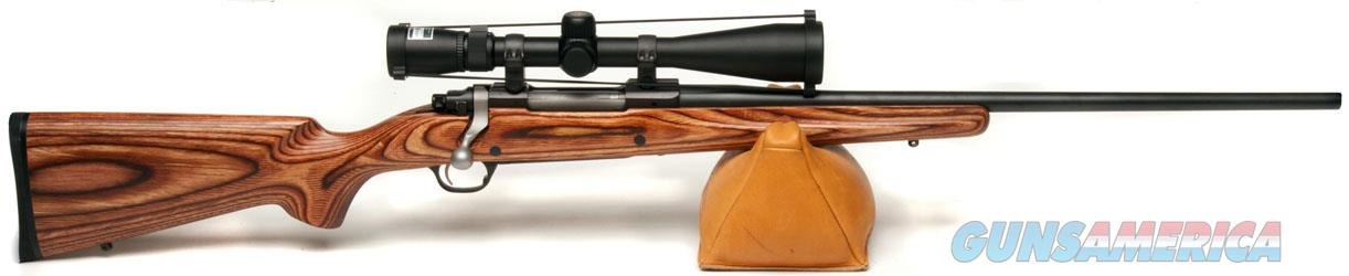 Ruger M77 Hawkeye with Boyd Laminated Stock, Nikon Scope and rings with 180 Round of hunting ammo  Guns > Rifles > Ruger Rifles > Model 77
