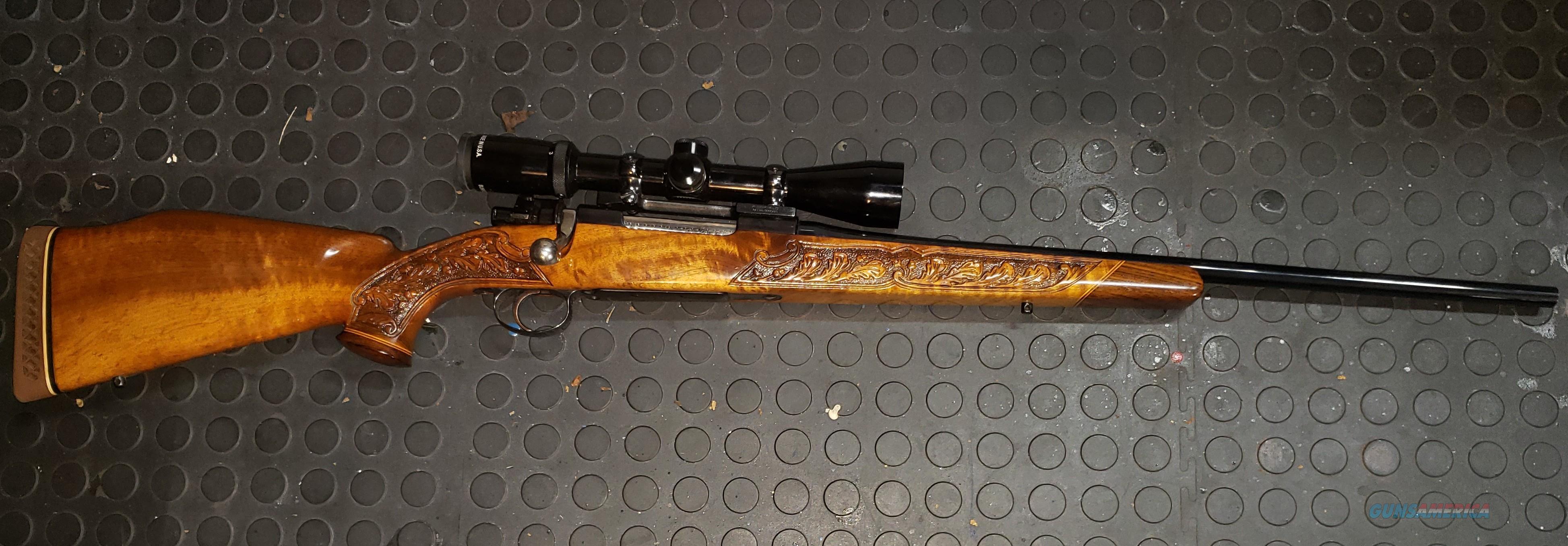 Ruffino Custom 98 Mauser  Guns > Rifles > A Misc Rifles