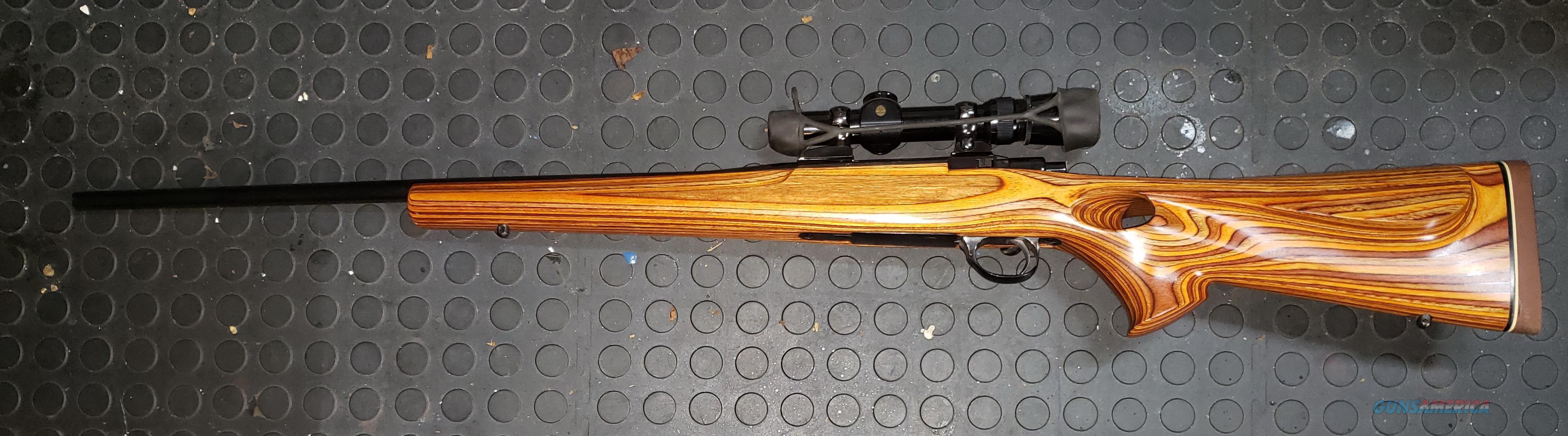 Ruffino Custom Laminated Thumbhole  .308  Guns > Rifles > A Misc Rifles