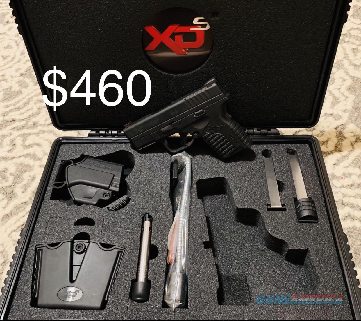 Springfield XD-S .45   Guns > Pistols > Springfield Armory Pistols > XD-S