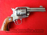"RUGER VAQUERO .45 COLT ""SHERIFF"" STAINLESS  Guns > Pistols > Ruger Single Action Revolvers > Cowboy Action"