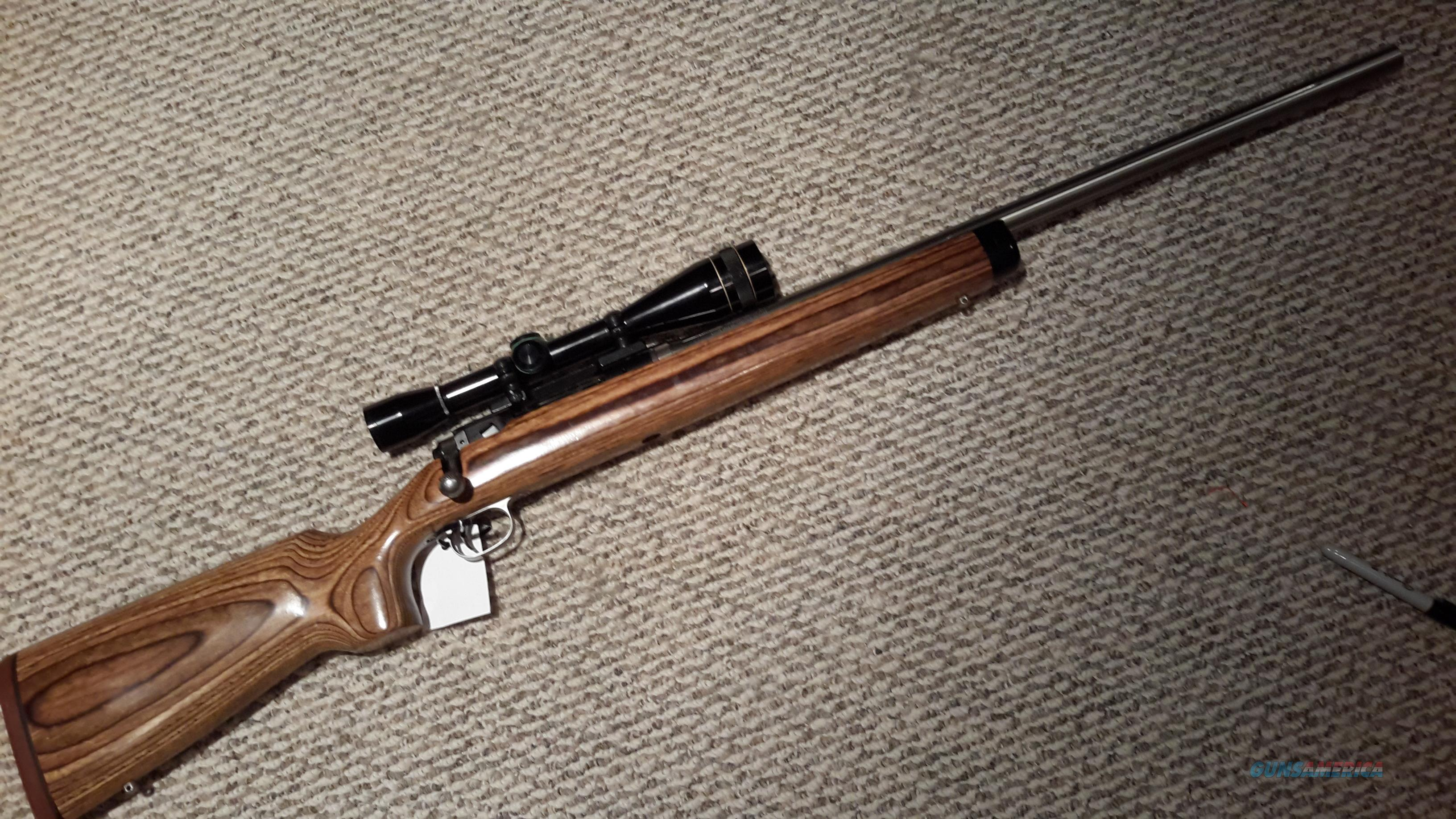 22-250 Savage Varminter M12  Guns > Rifles > Savage Rifles > 12/112