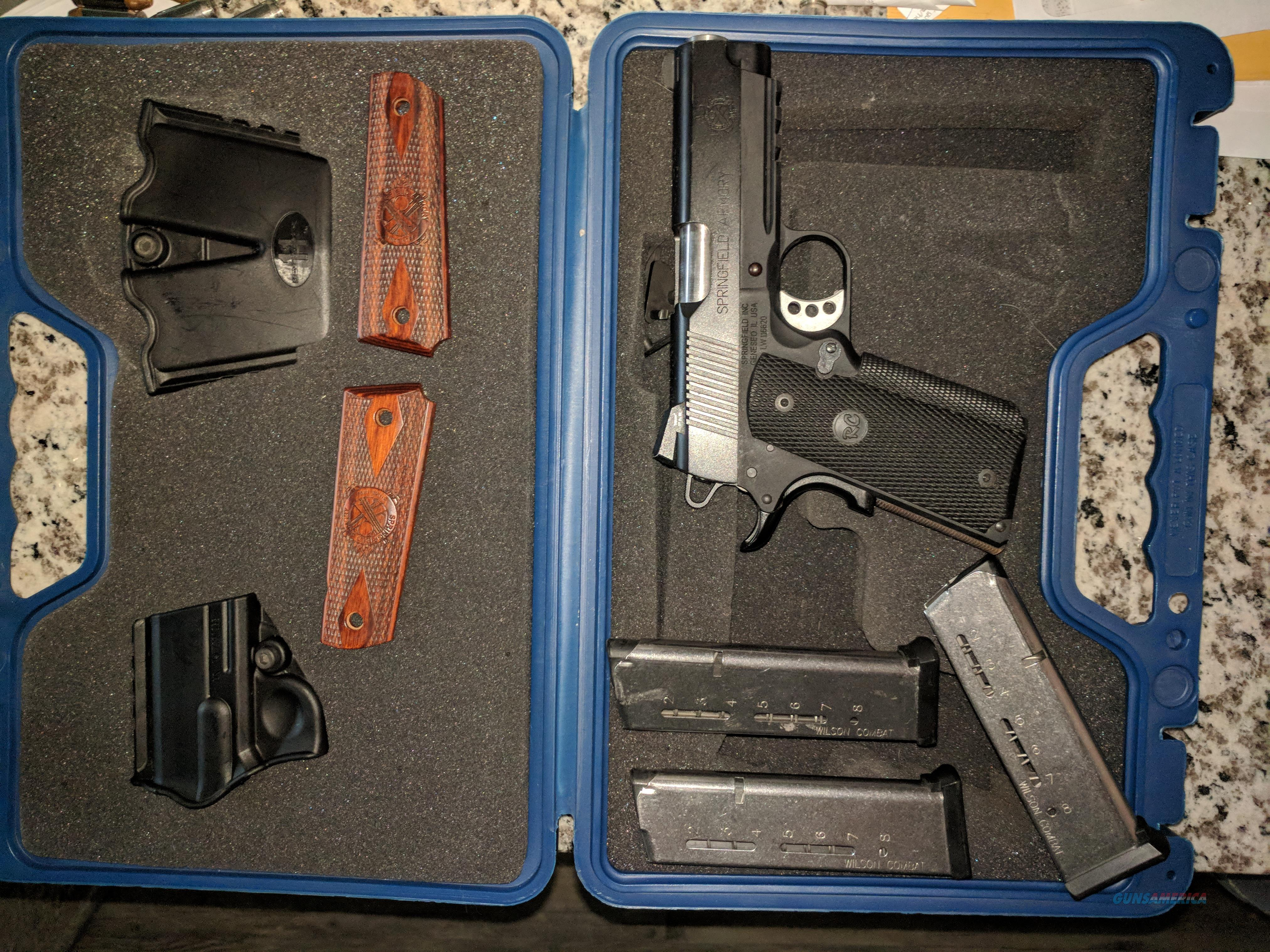 Springfield Champion Operator 1911 Lightweight Package  Guns > Pistols > 1911 Pistol Copies (non-Colt)