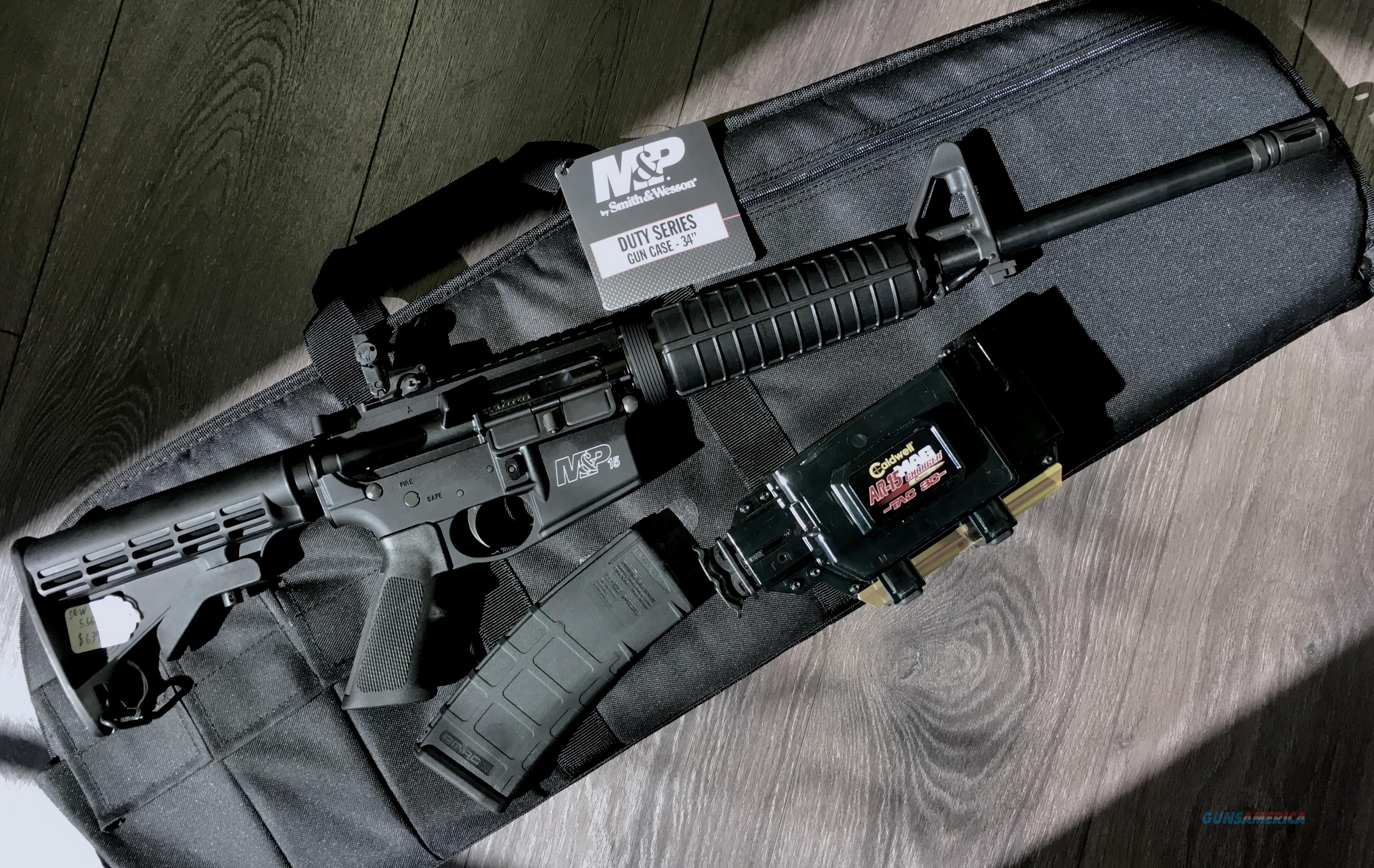 Smith & Wesson, M&P 15, Sport II, Combo Kit  Guns > Rifles > Smith & Wesson Rifles > M&P