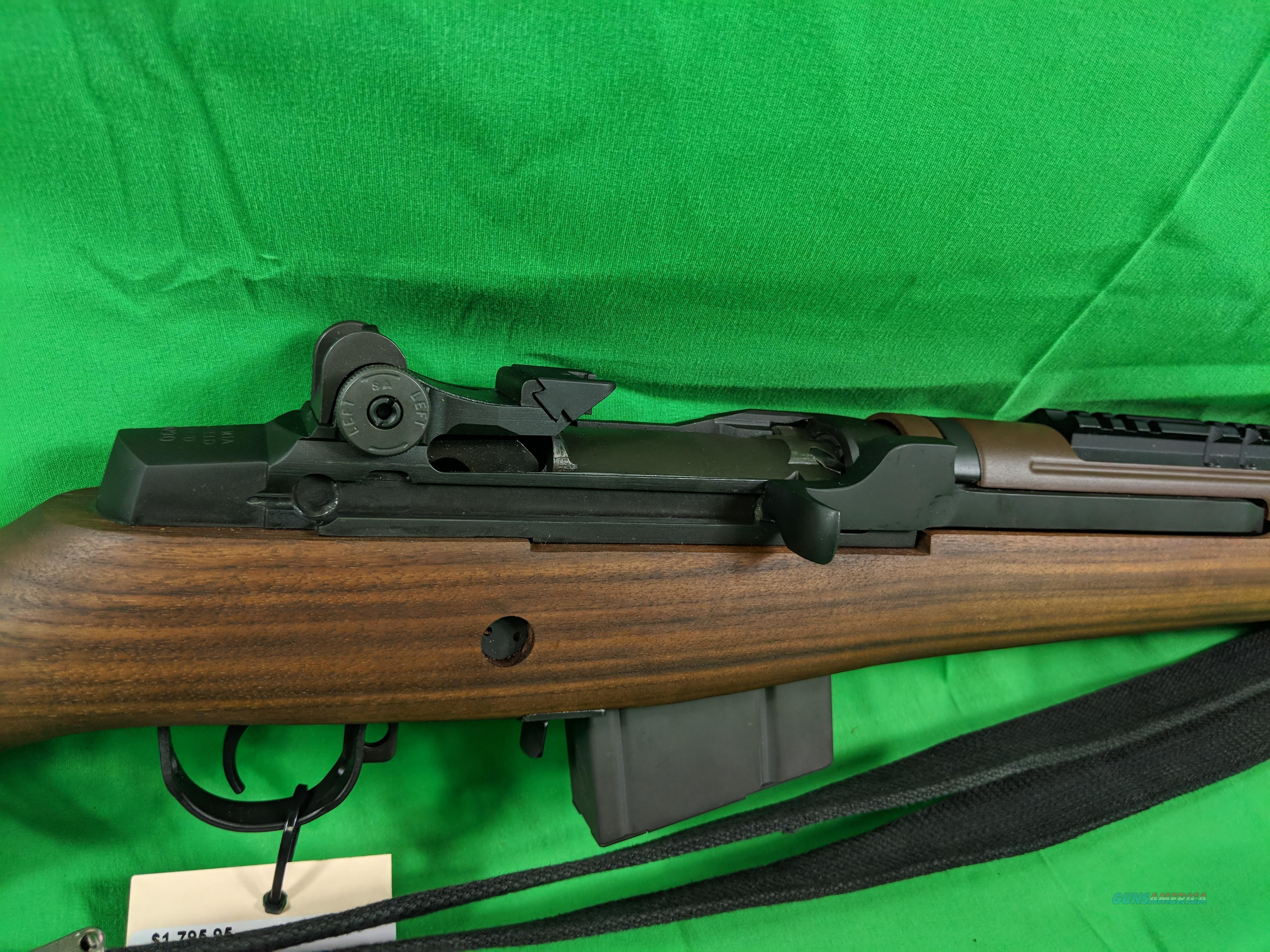 Springfield Armory M1A-A1 Scout w/ 3 magazines  Guns > Rifles > Springfield Armory Rifles > M1A/M14