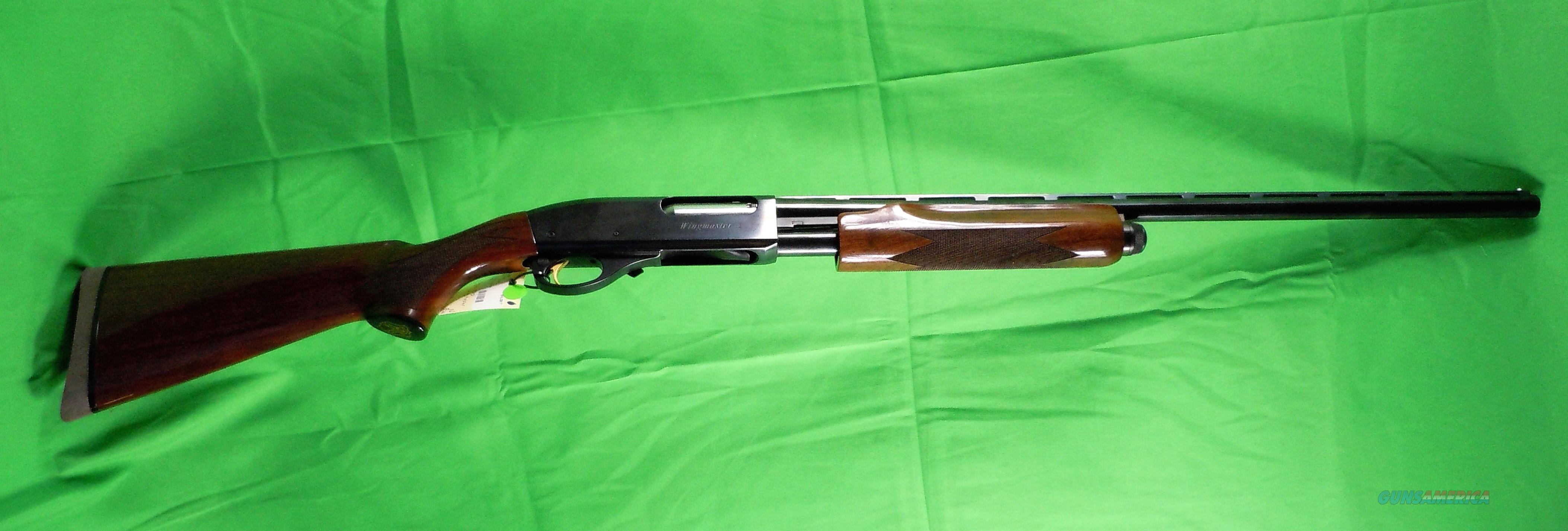 Remington 870 Wingmaster 20 Gauge Bicentennial   Guns > Shotguns > Remington Shotguns  > Single Barrel
