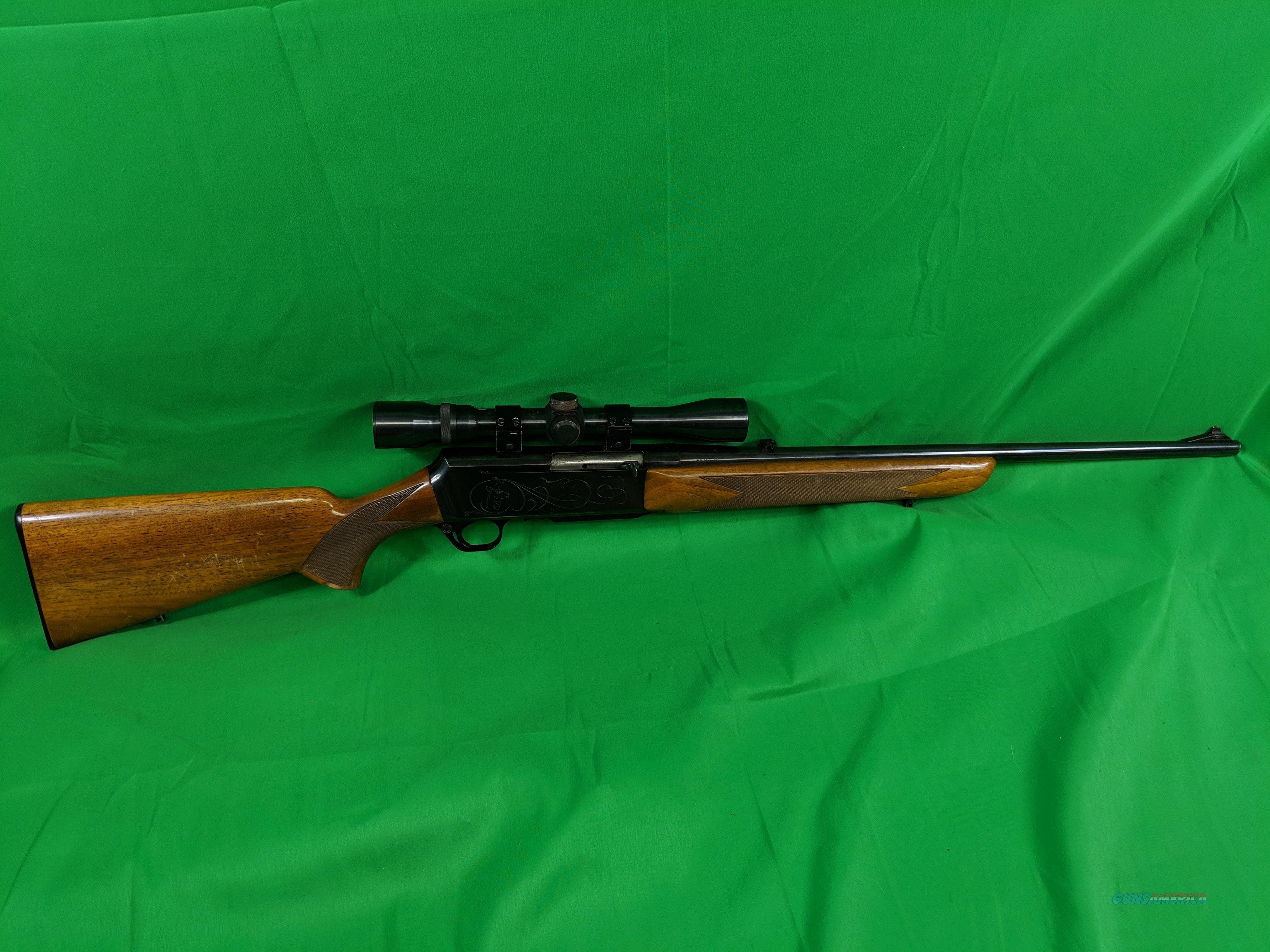 Belgian BAR in 30.06  Guns > Rifles > Browning Rifles > Semi Auto > Hunting