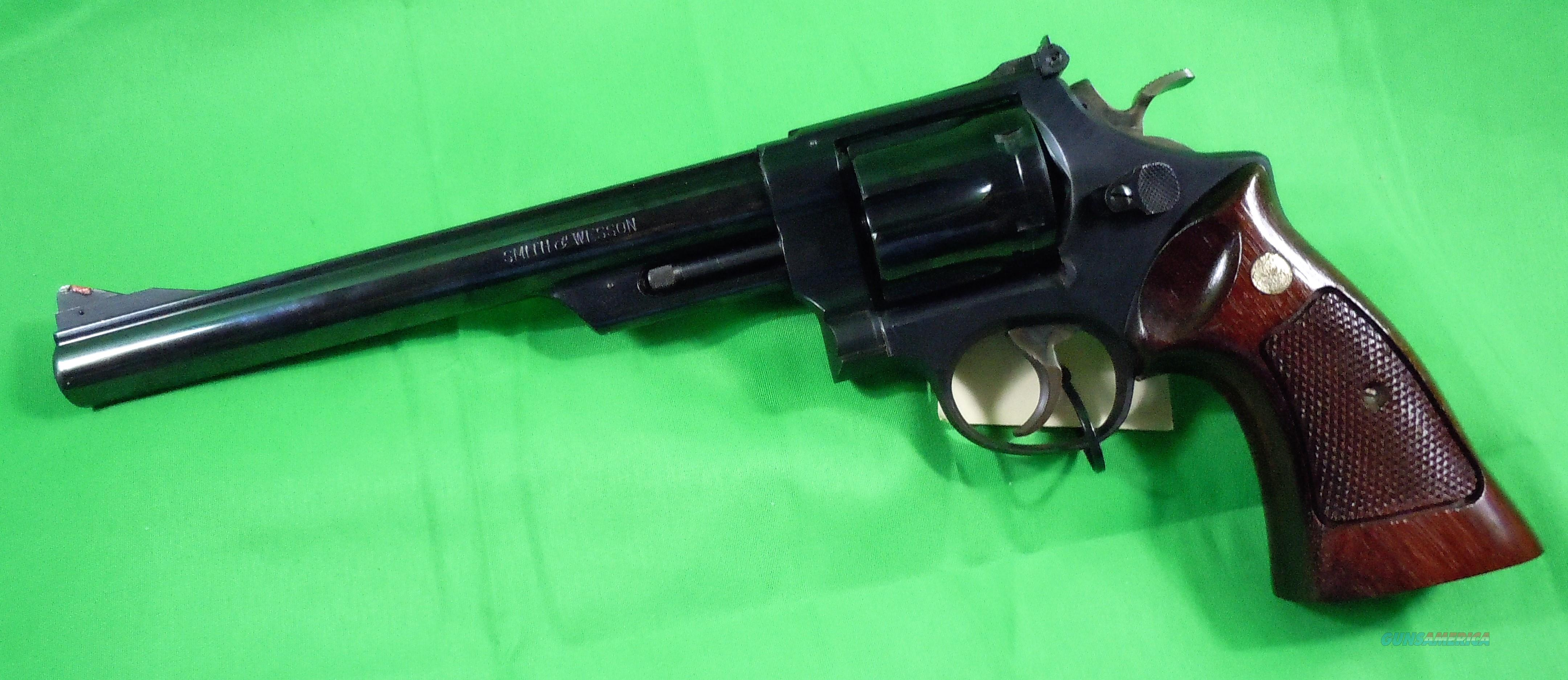 Smith & Wesson Model 28-2 - 44 Magnum Revolver  Guns > Pistols > Smith & Wesson Revolvers > Full Frame Revolver