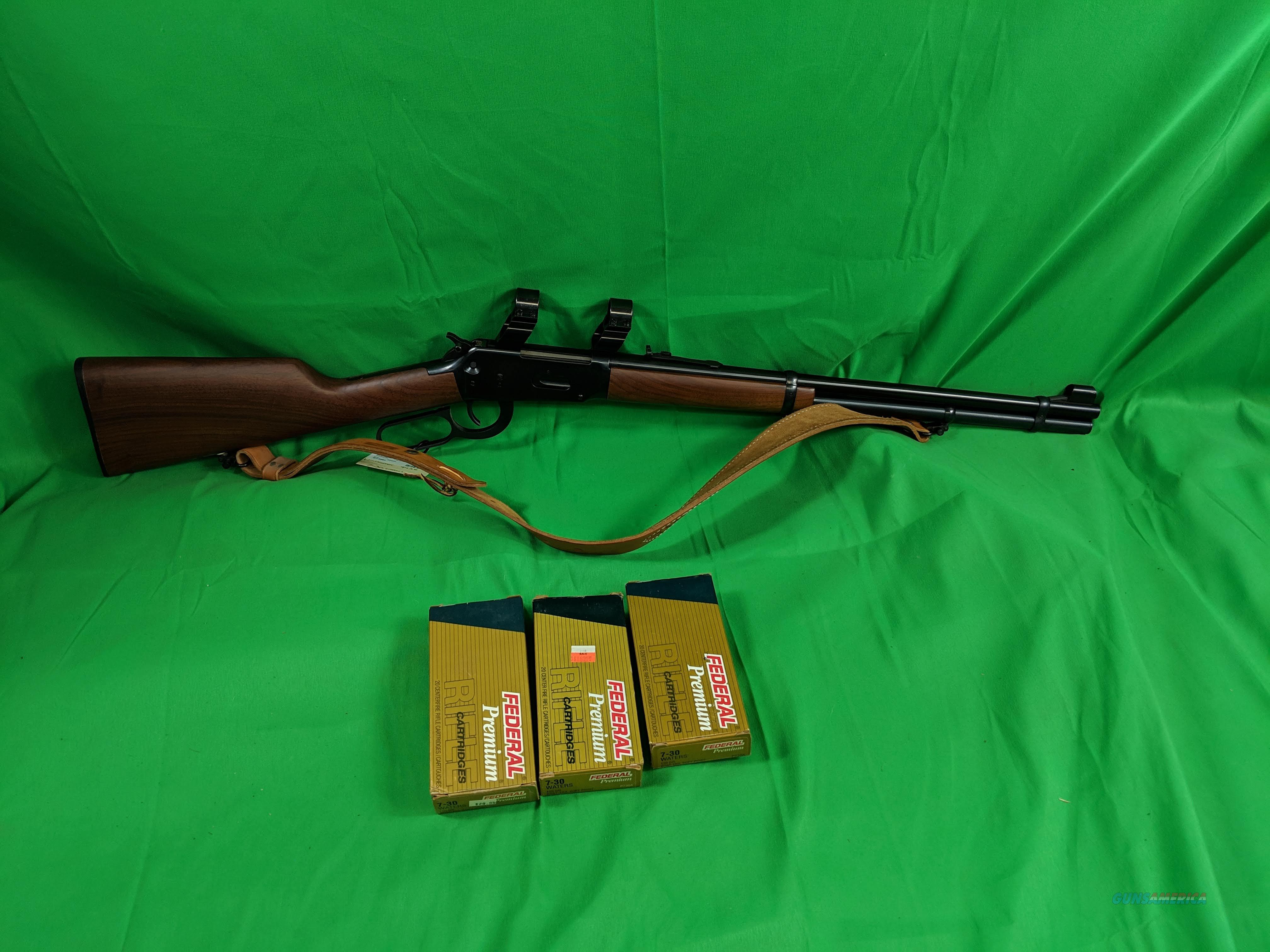Winchester 94AE in 7-30 Waters  Guns > Rifles > Winchester Rifles - Modern Lever > Model 94 > Post-64