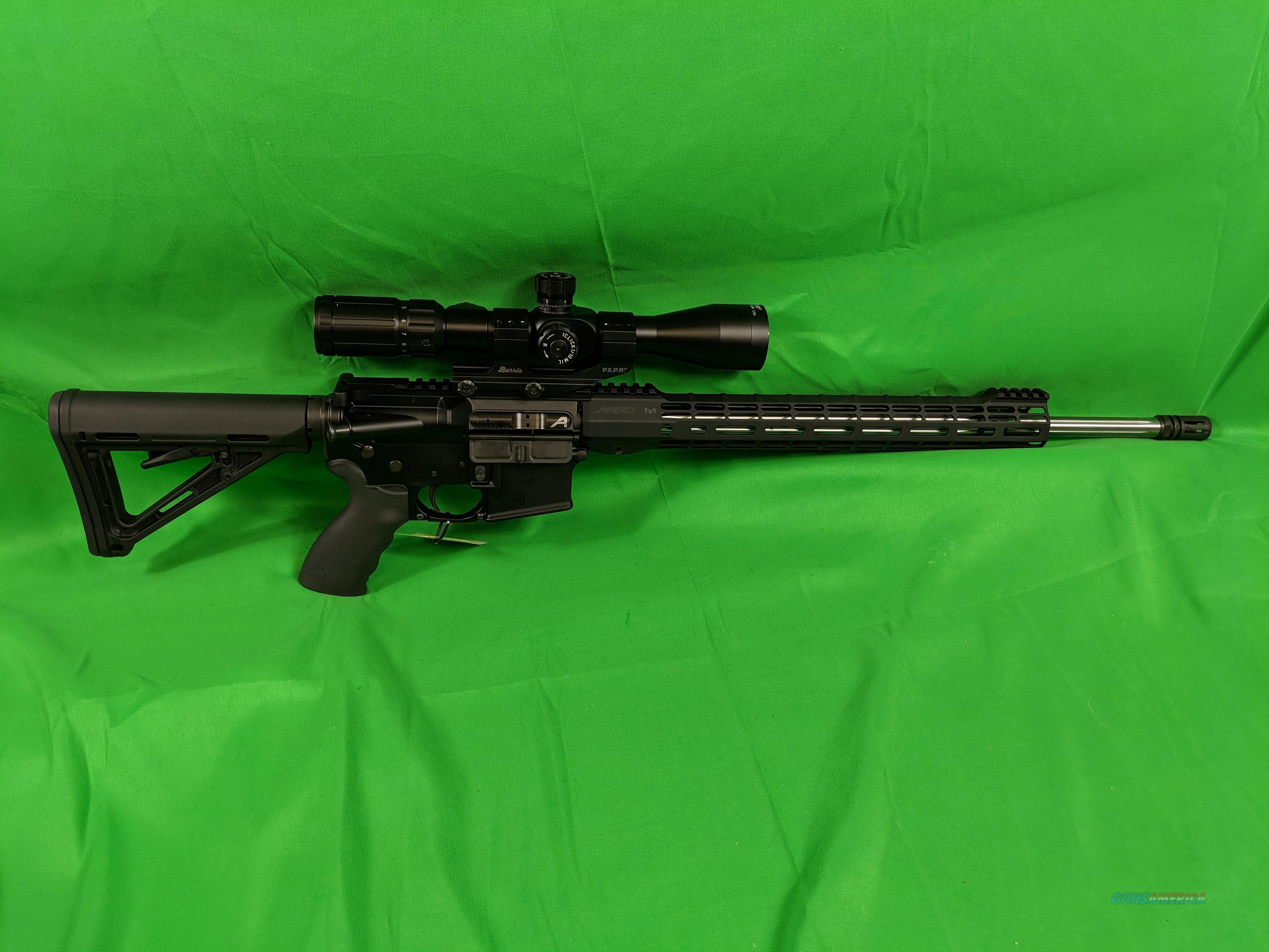 Aero Precision w/ Primary Arms 4-14X44mm FFP ACSS HUD .223 Wylde  Guns > Rifles > Aero Precision > Aero Precision Rifles