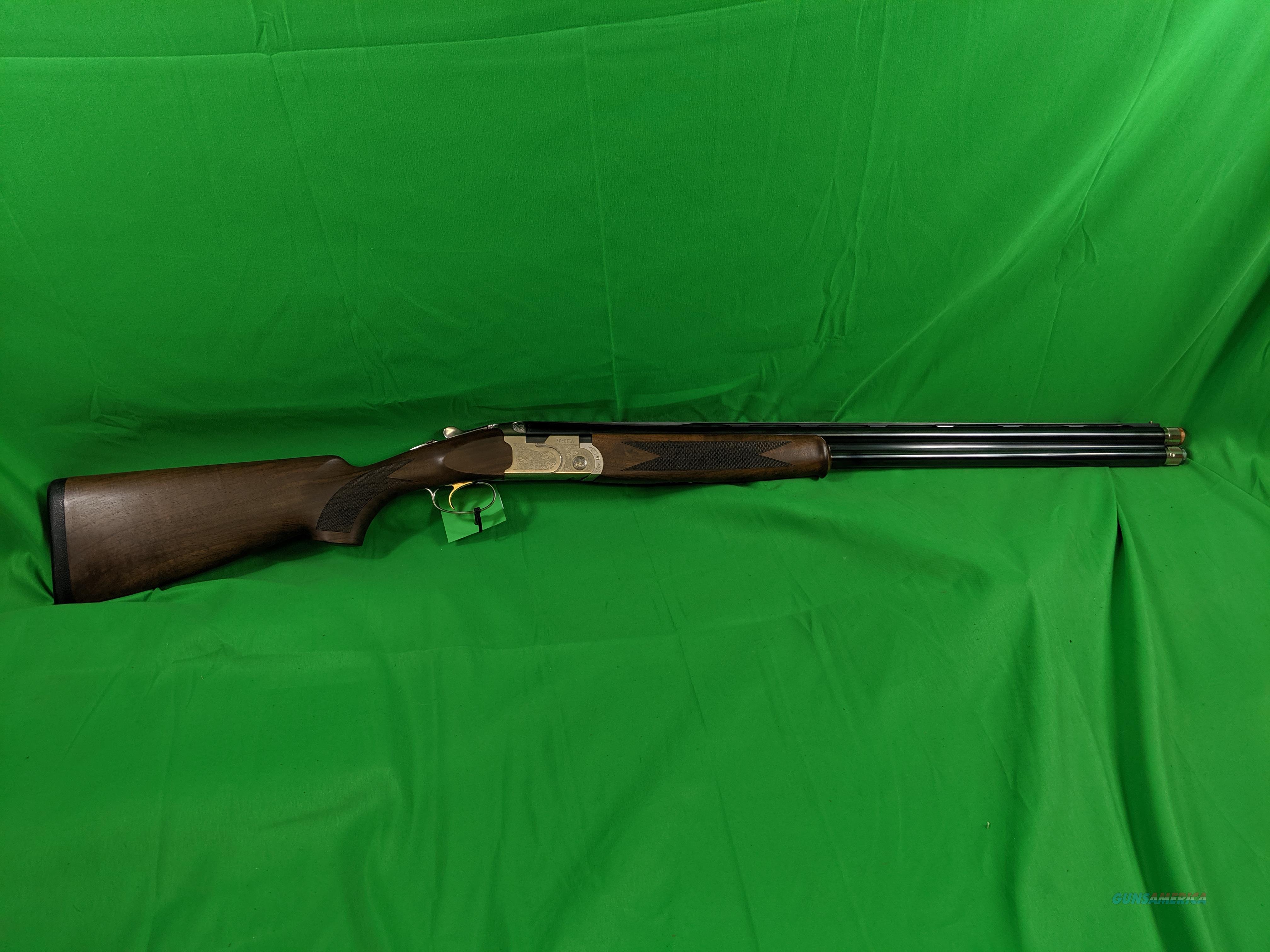 Beretta 686 Silver Pigeon I 12 Gauge  Guns > Shotguns > Beretta Shotguns > O/U > Trap/Skeet