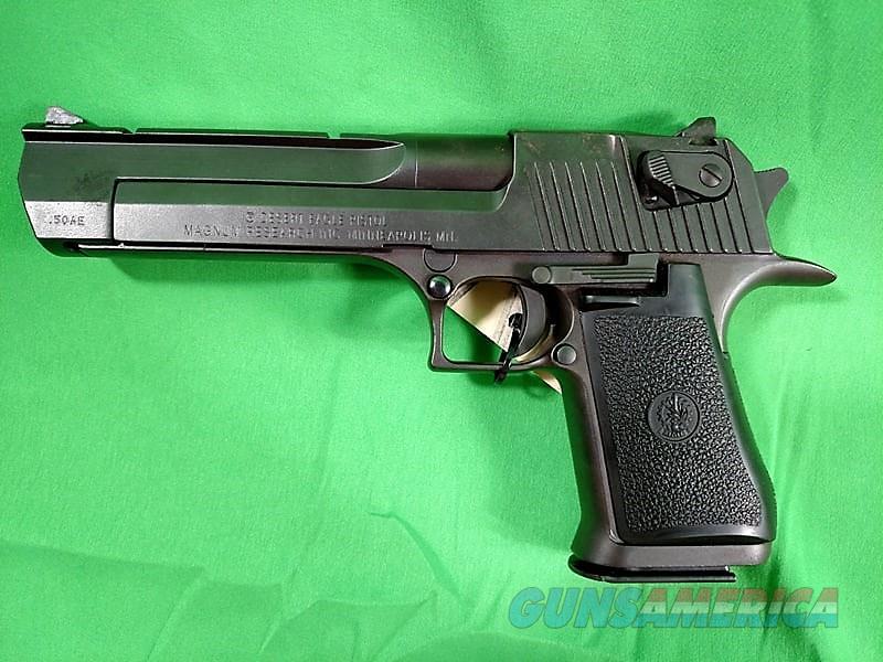 Magnum Research Desert Eagle Pistol .50 AE  Guns > Pistols > Magnum Research Pistols