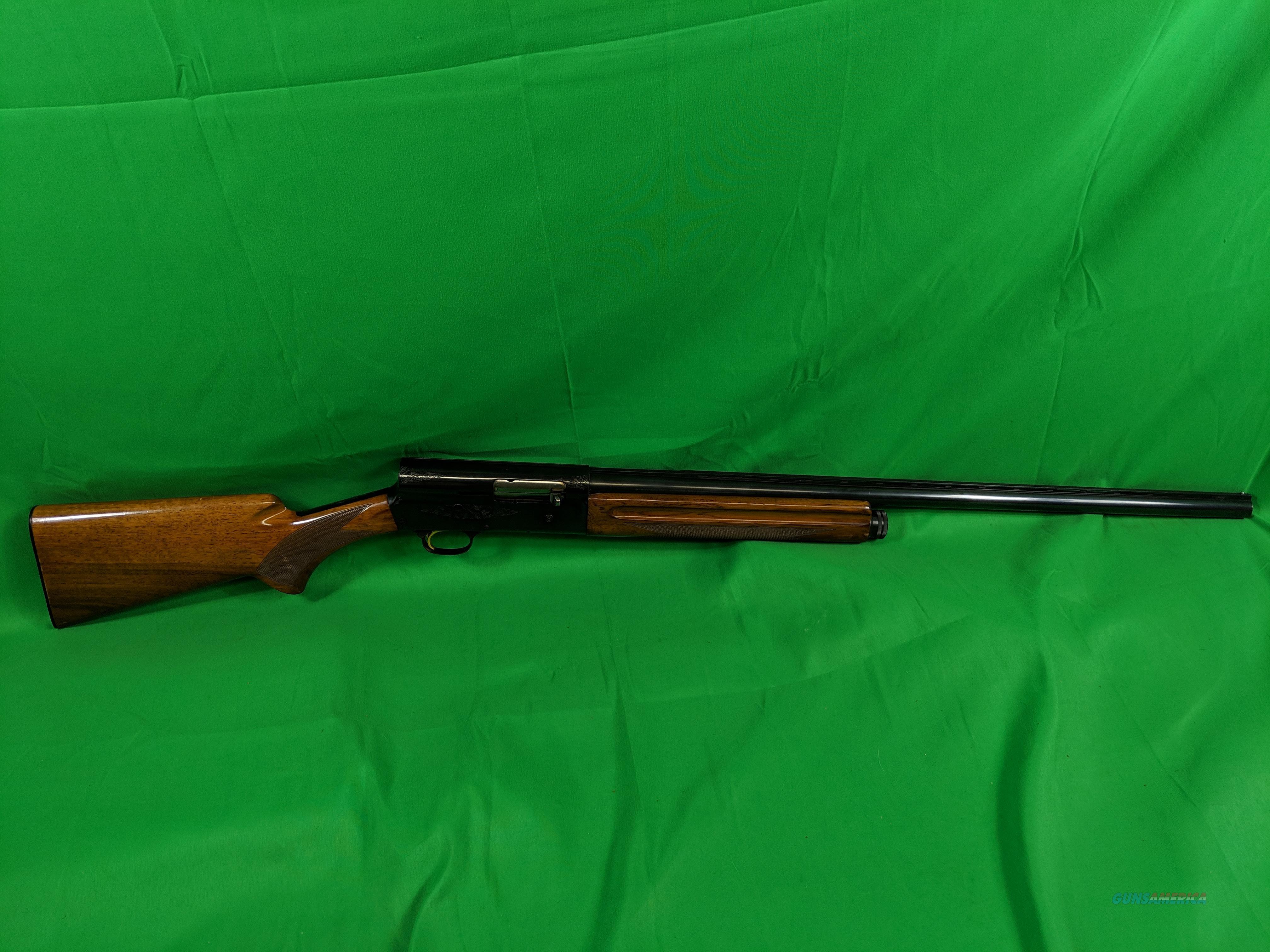 Belgian Browning A5 Lite in 12 Gauge  Guns > Shotguns > Browning Shotguns > Autoloaders > Hunting