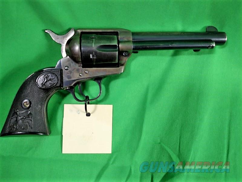 Colt Single Action Army Revolver 45 LC  Guns > Pistols > Colt Single Action Revolvers - 3rd Gen.