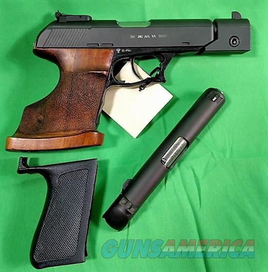 Heckler & Koch P9S 9MM 2 Grips & 2 Slides Included  Guns > Pistols > Heckler & Koch Pistols > SteelFrame