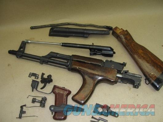 Romanian AK-47 Parts Kit (w/original pre banned barrel)  Non-Guns > Gun Parts > Military - Foreign
