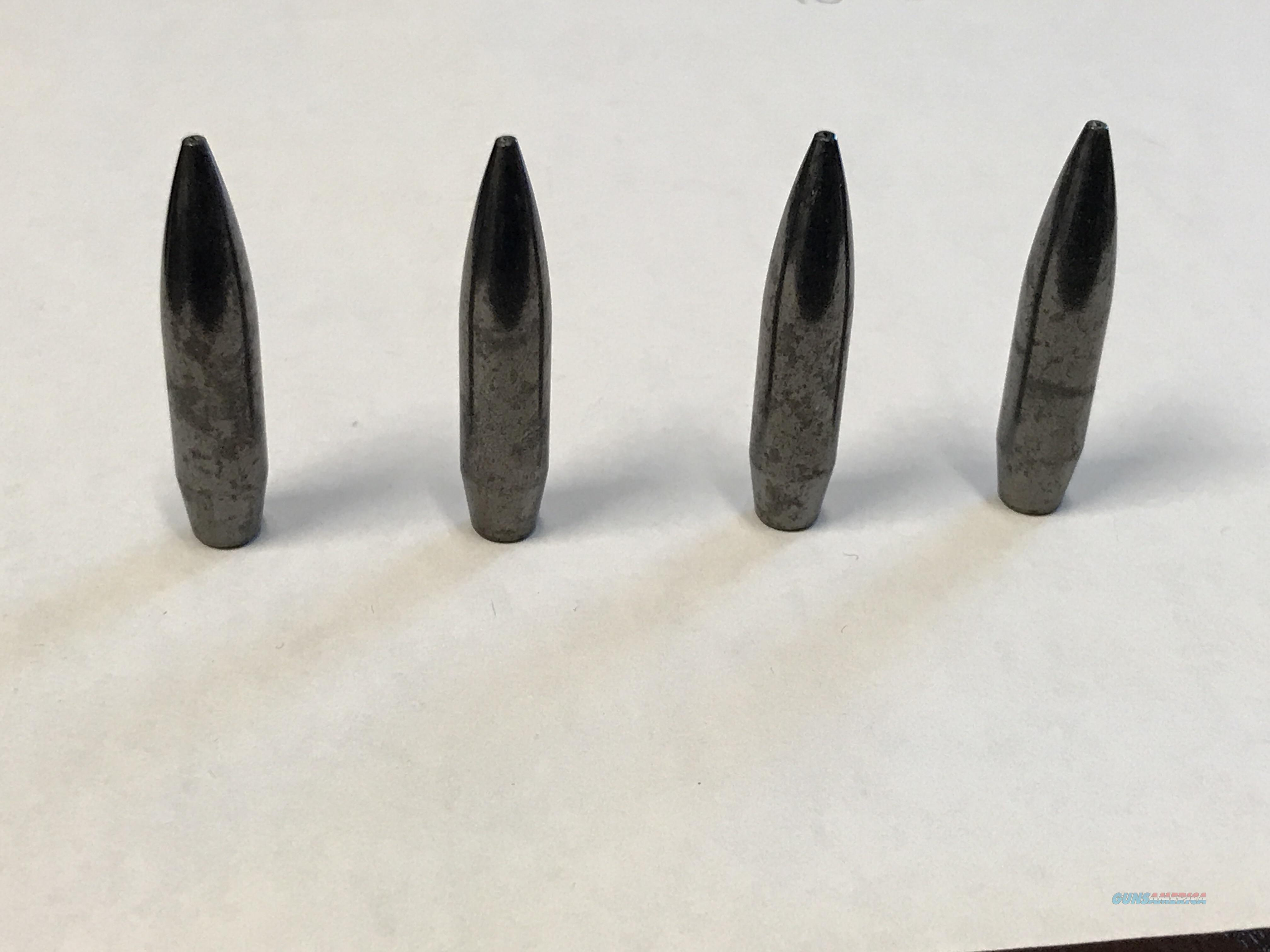 Sierra Projectiles .30 CAL 220gr HPBT Nickel Plated 100 count  Non-Guns > Reloading > Components > Bullets