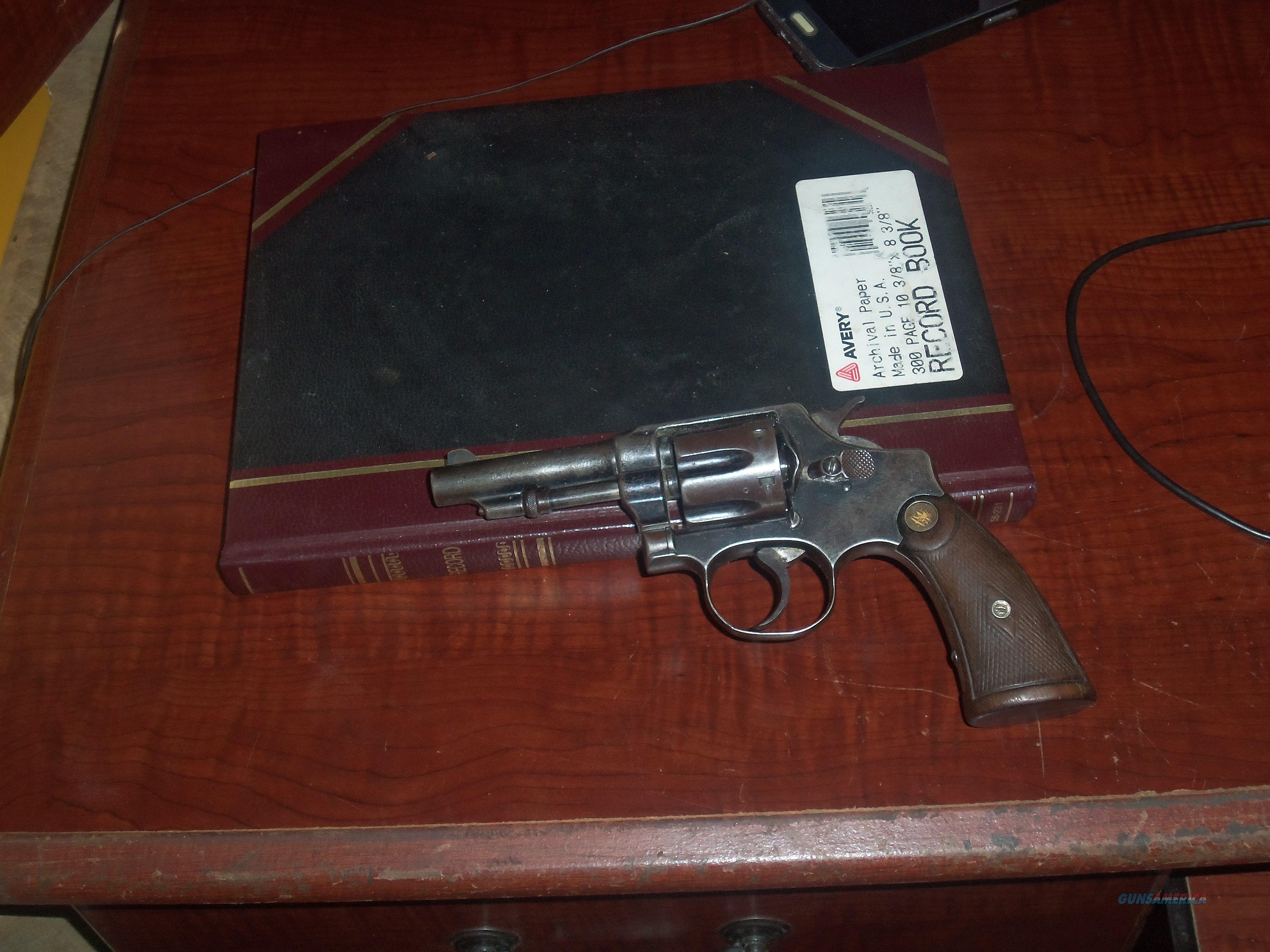 "VERY OLD SMITH WESSON 6 SHOT  3"" 32 LONG REVOLVER  Guns > Pistols > Smith & Wesson Revolvers > Pre-1945"