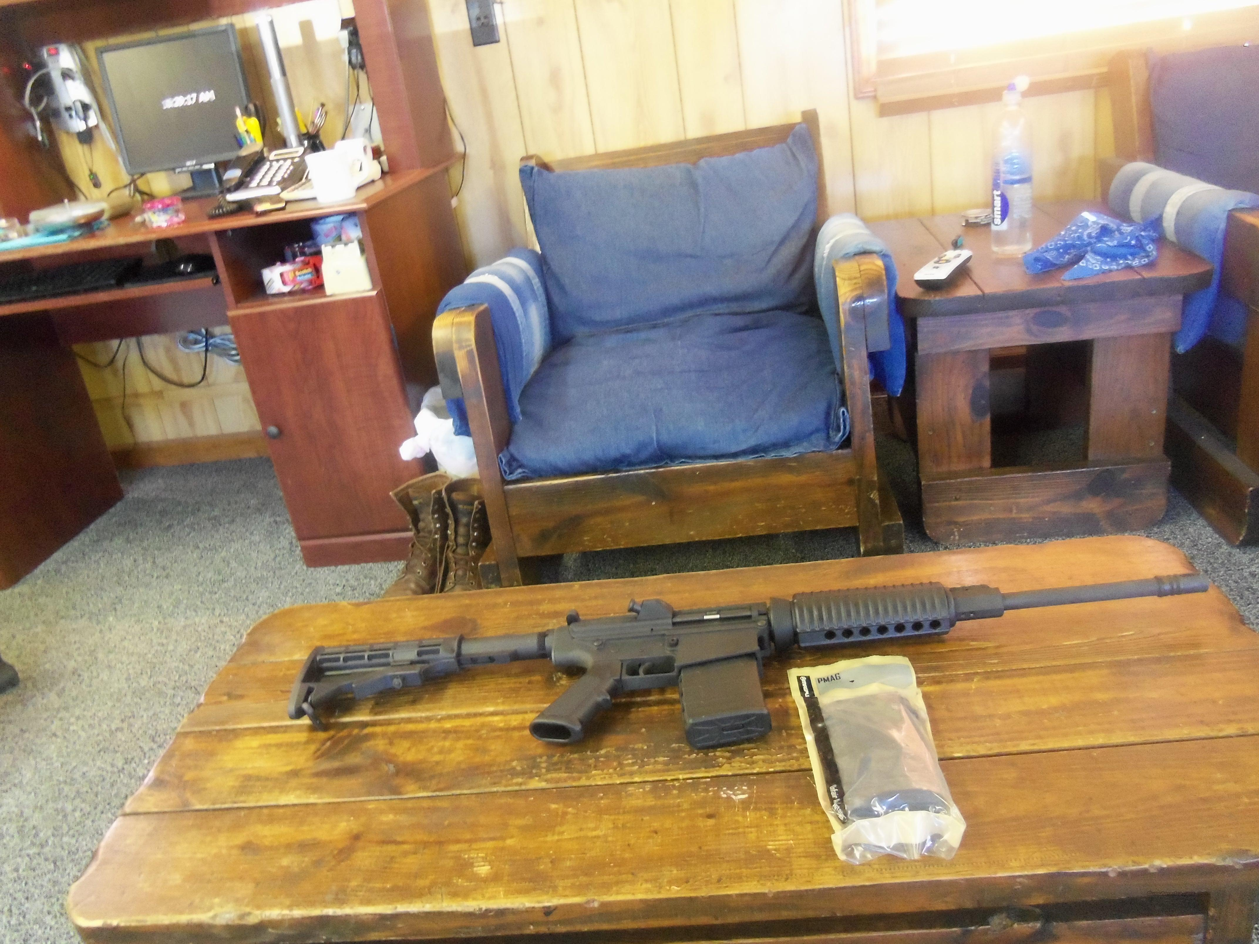 Dpms  308 flattop  Guns > Rifles > DPMS - Panther Arms > Complete Rifle