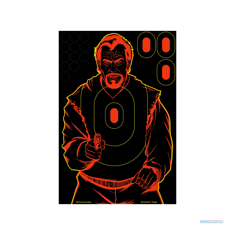 Birchwood Casey Shoot-N-C Targets: Silhouette 34643  Non-Guns > Traps - Trapline Use