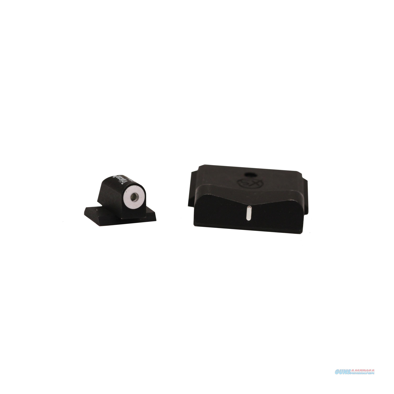 Xs Dxw Big Dot S&W M&P And Compact SW-0019S-3  Non-Guns > Iron/Metal/Peep Sights