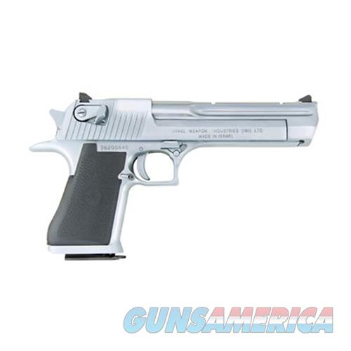 "Magnum Research De Mk19 44Mag 6"" Brush Chrome (Cali) DE44CABC  Guns > Pistols > Magnum Research Pistols"