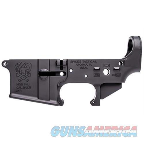 Spikes Tactical Spike's Stripped Lower (Phu Joker) STLS024  Guns > Rifles > S Misc Rifles