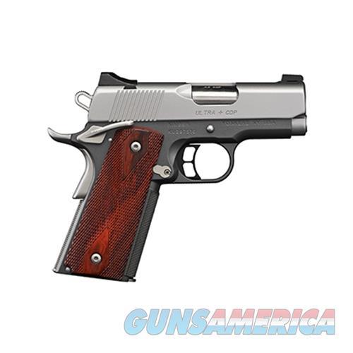 Kimber Ultra+ Cdp .45Acp KIM3000251  Guns > Pistols > K Misc Pistols