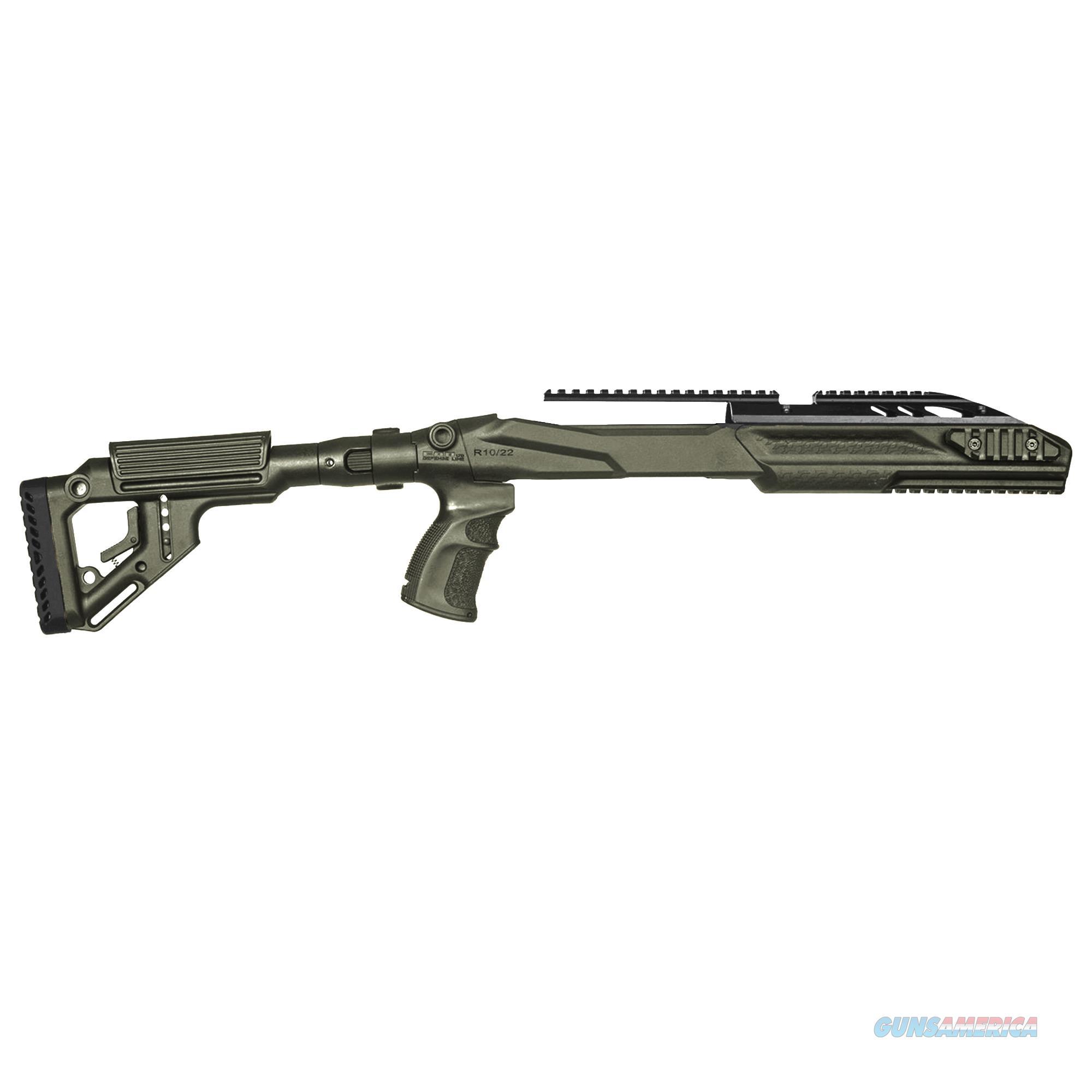 Mako Group Ruger 10/22 Uas Precision Stock Pro Conversion Kit UAS PRO R10/22-OD  Non-Guns > Gunstocks, Grips & Wood