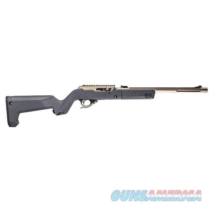 10-22 Hunter X-22 Backpacker Stock Gry MAG808-GRY  Non-Guns > Gunstocks, Grips & Wood