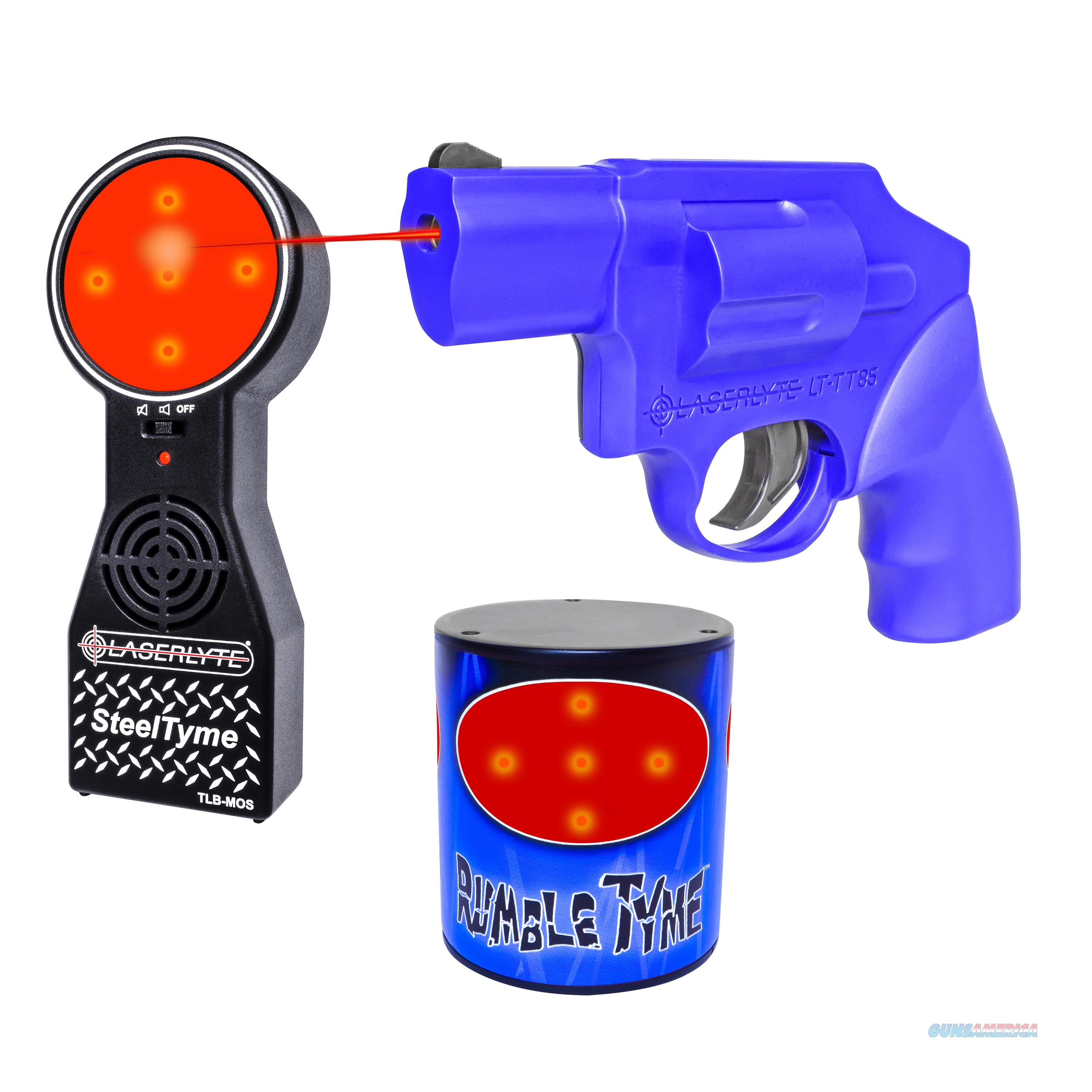Laserlyte Rumble And Steel Kit, Tlb-Rj, Tlb-Mos, And Lt-Tt85 TLBRSK  Non-Guns > Traps - Trapline Use