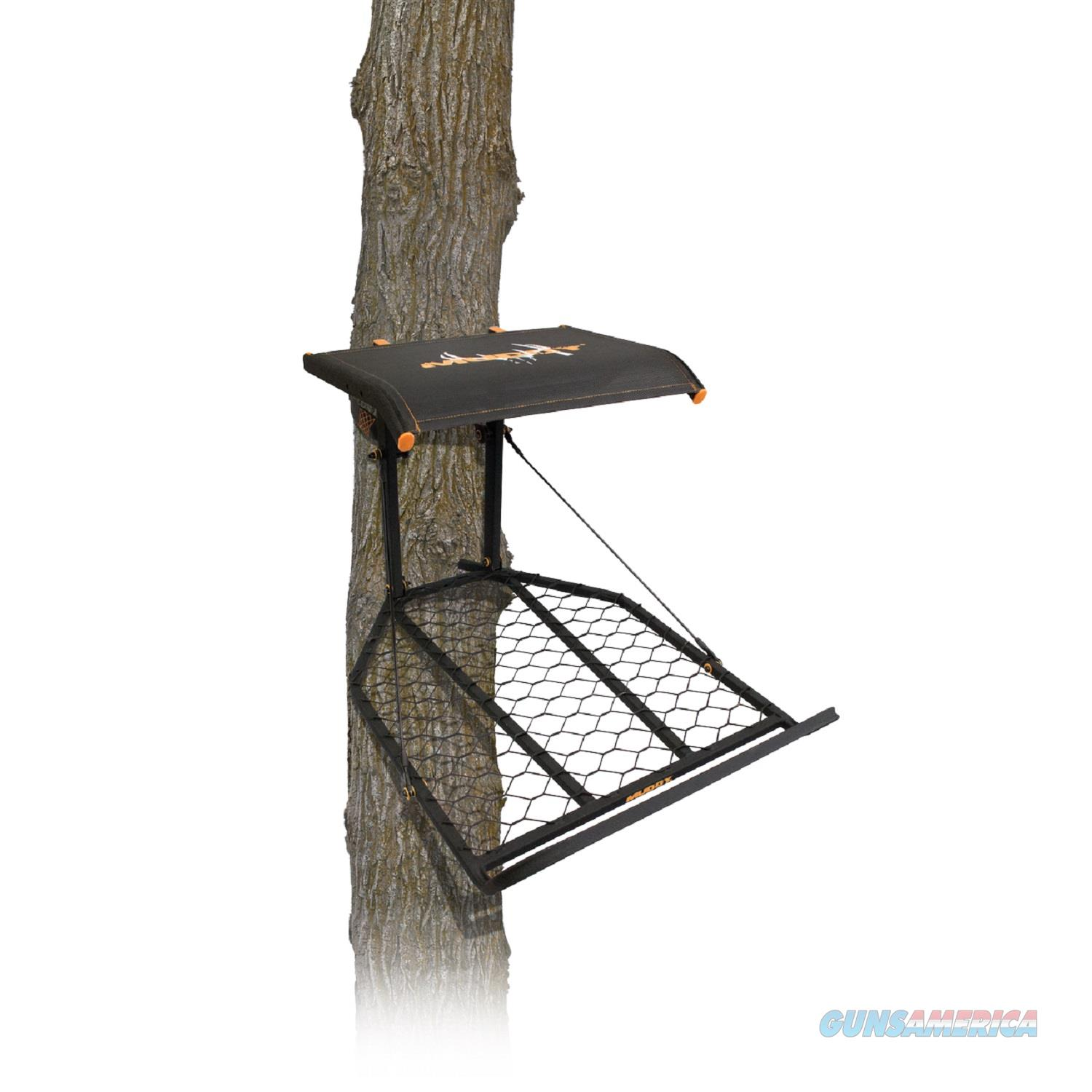Muddy Boss Xl Hang On Treestand MFP1200  Non-Guns > Hunting Clothing and Equipment > Tree Stands