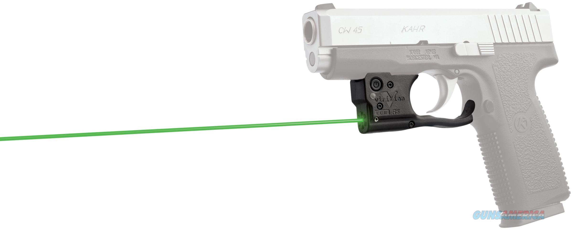 Viridian R5pm45 Reactor R5 Green Laser Kahr Arms Pm45 Trigger Guard R5-PM45  Non-Guns > Iron/Metal/Peep Sights