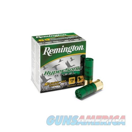 "Rem Hypsnc Stl 12Ga 3.5"" #4 25/250 HSS12354  Non-Guns > Ammunition"
