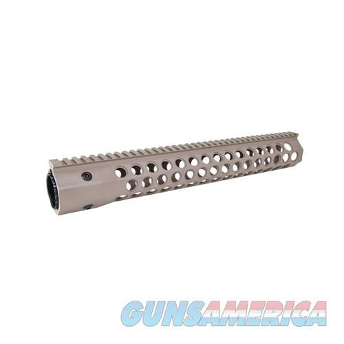 "Troy Industries Inc Alpha Revolution Battle Rail, 15"" STRX-AC1-15FT-00  Non-Guns > Gunstocks, Grips & Wood"
