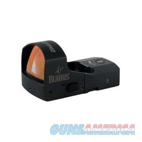 Burris Fastfire Iii 8Moa Red Dot 300237  Non-Guns > Iron/Metal/Peep Sights