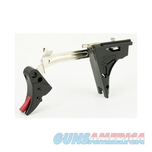 Zev Flcrm Adj Trig Ult G4 9Mm B/R FUL-ADJ-ULT-4G9-B-R  Non-Guns > Gun Parts > Misc > Rifles