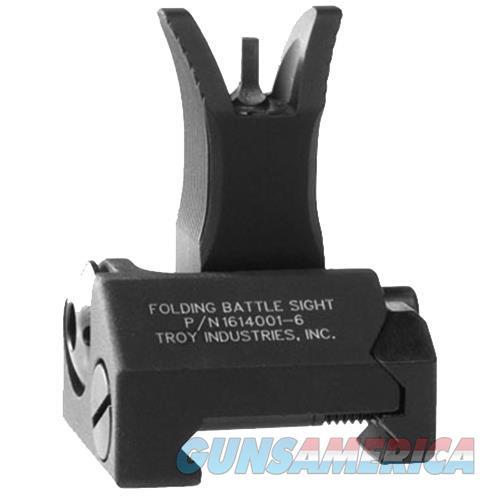 Troy Fbsfmbt01 Battle Sight Fixed M4 Front Tritium Black SSIG-FBS-FMBT-01  Non-Guns > Iron/Metal/Peep Sights
