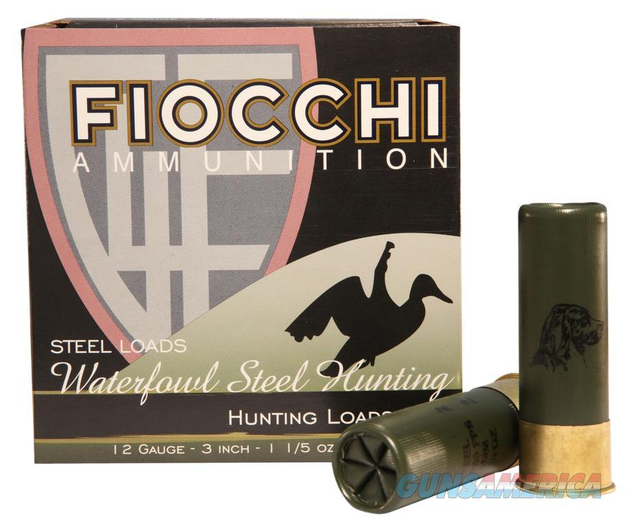 "Fiocchi 123St151 Shooting Dynamics 12 Gauge 3"" 1-1/5 Oz 1 Shot 25 Bx/ 10 Cs 123ST151  Non-Guns > Ammunition"