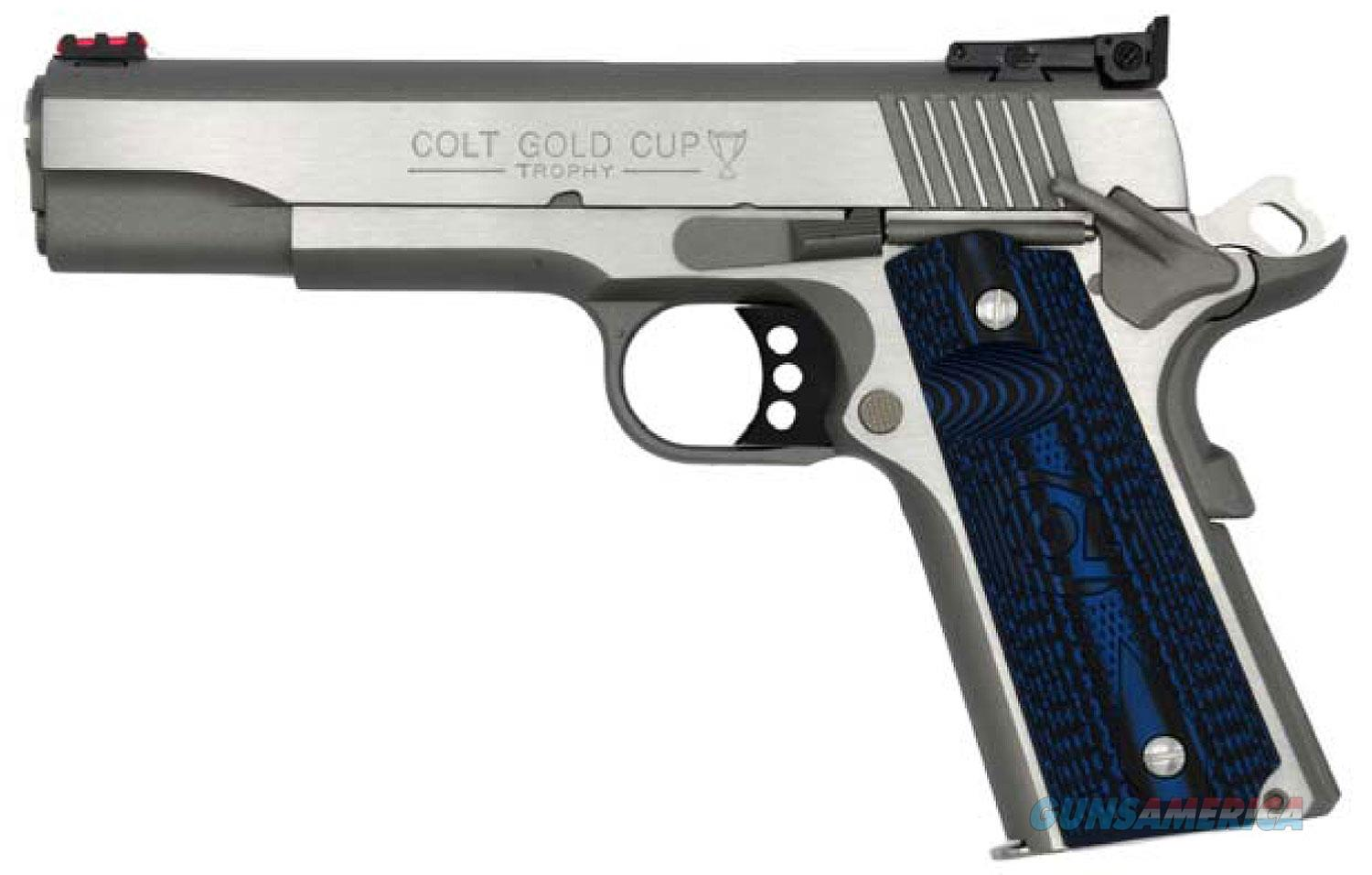 Colt Gold Cup Lite 45Acp 5 Ss Fofs Bomar Rear O5070GCL  Non-Guns > Magazines & Clips > Pistol Magazines > Other
