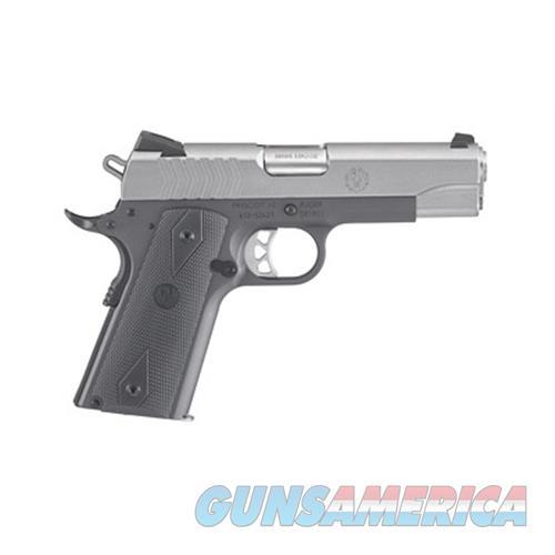 Ruger Sr1911 9Mm 4.25 Ltwt Commander Ss 9Rd 6722  Guns > Pistols > R Misc Pistols