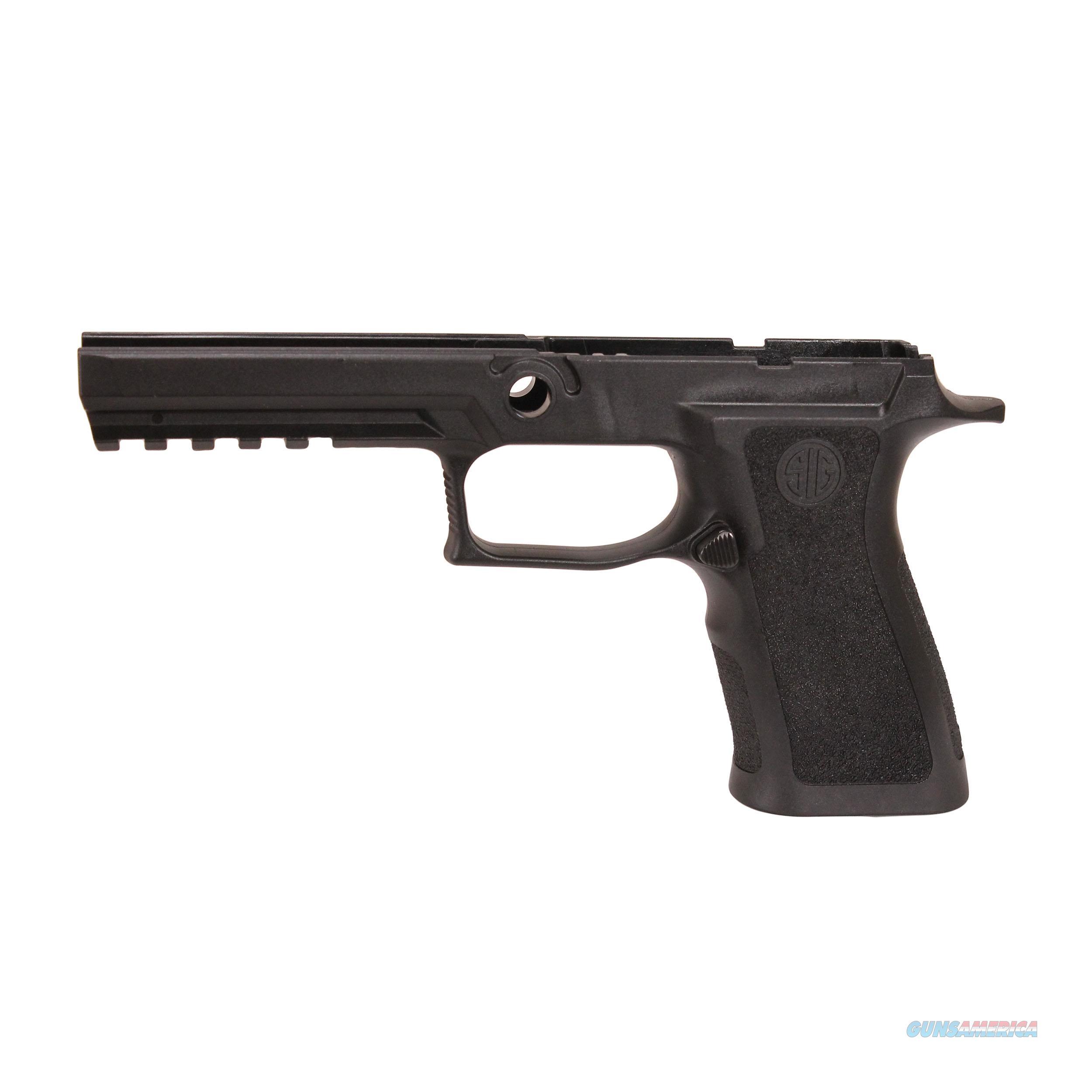 Grip Asy 320X5 9/40/357 Fs Med GRIP-X5-F-943-M-BLK  Non-Guns > Gunstocks, Grips & Wood