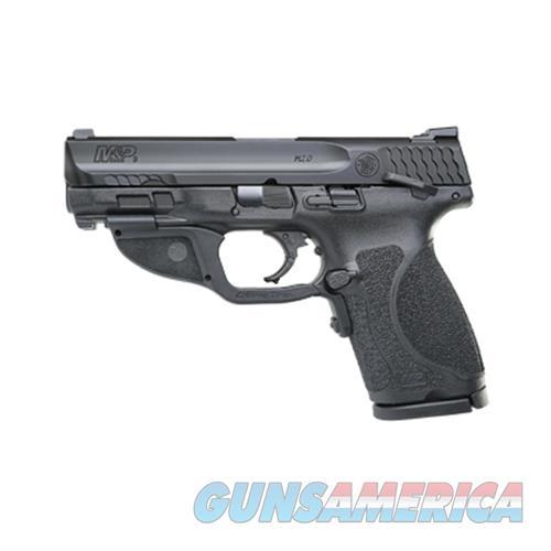 """S&W M&P2.0 9Mm 4"""" 15Rd Blk Ts Lg Grn 12414  Guns > Pistols > S Misc Pistols"""
