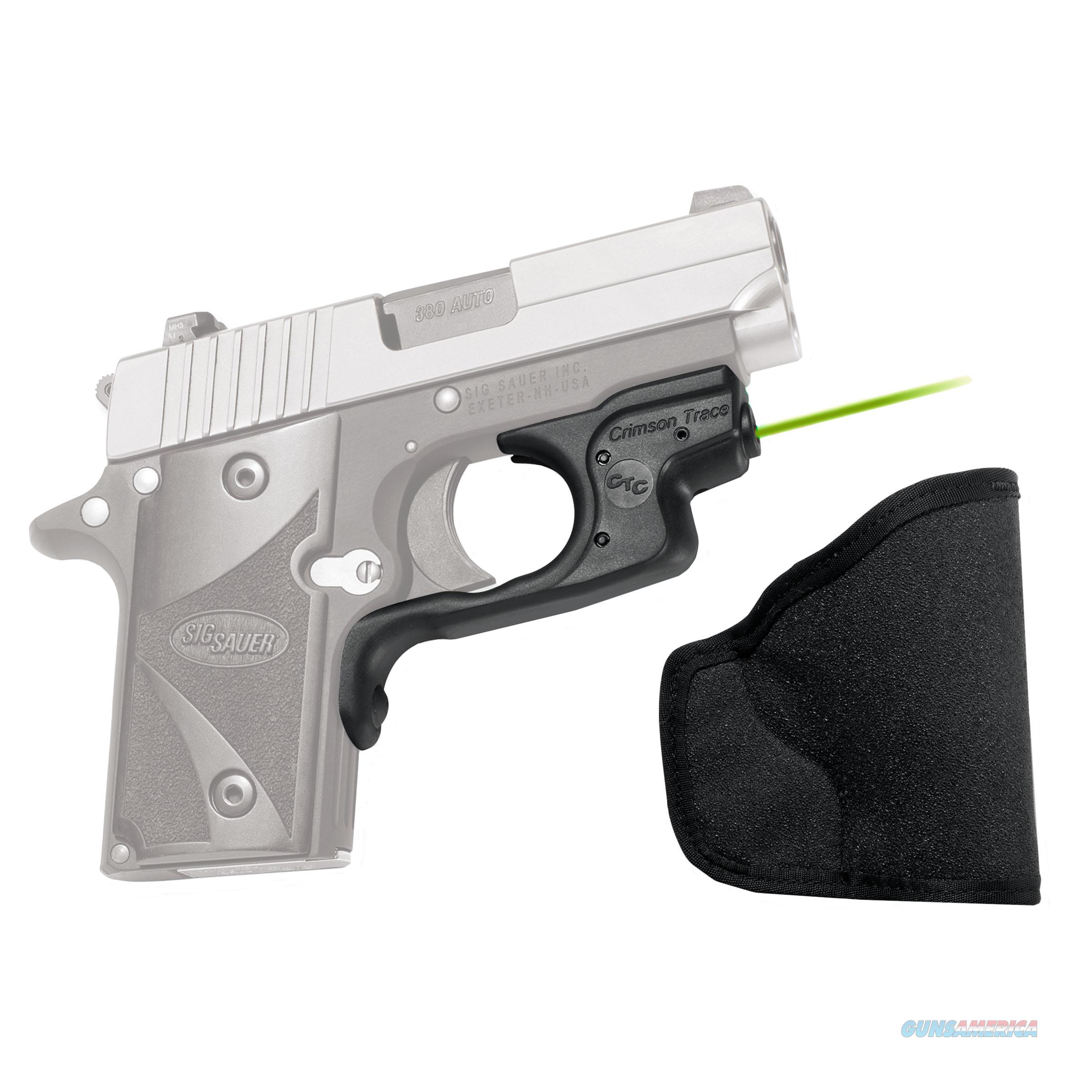 Crimson Trace Sig Sauer LG-492G-H  Non-Guns > Iron/Metal/Peep Sights