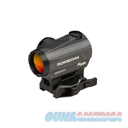 Sig Romeo4h Ballistic Cir Plx Graph SOR43012  Non-Guns > Iron/Metal/Peep Sights