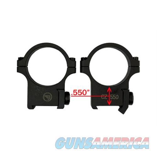 Cz 30Mm Rings Zkk 602/550 19Mm Dt 19006  Non-Guns > Scopes/Mounts/Rings & Optics > Mounts > Other