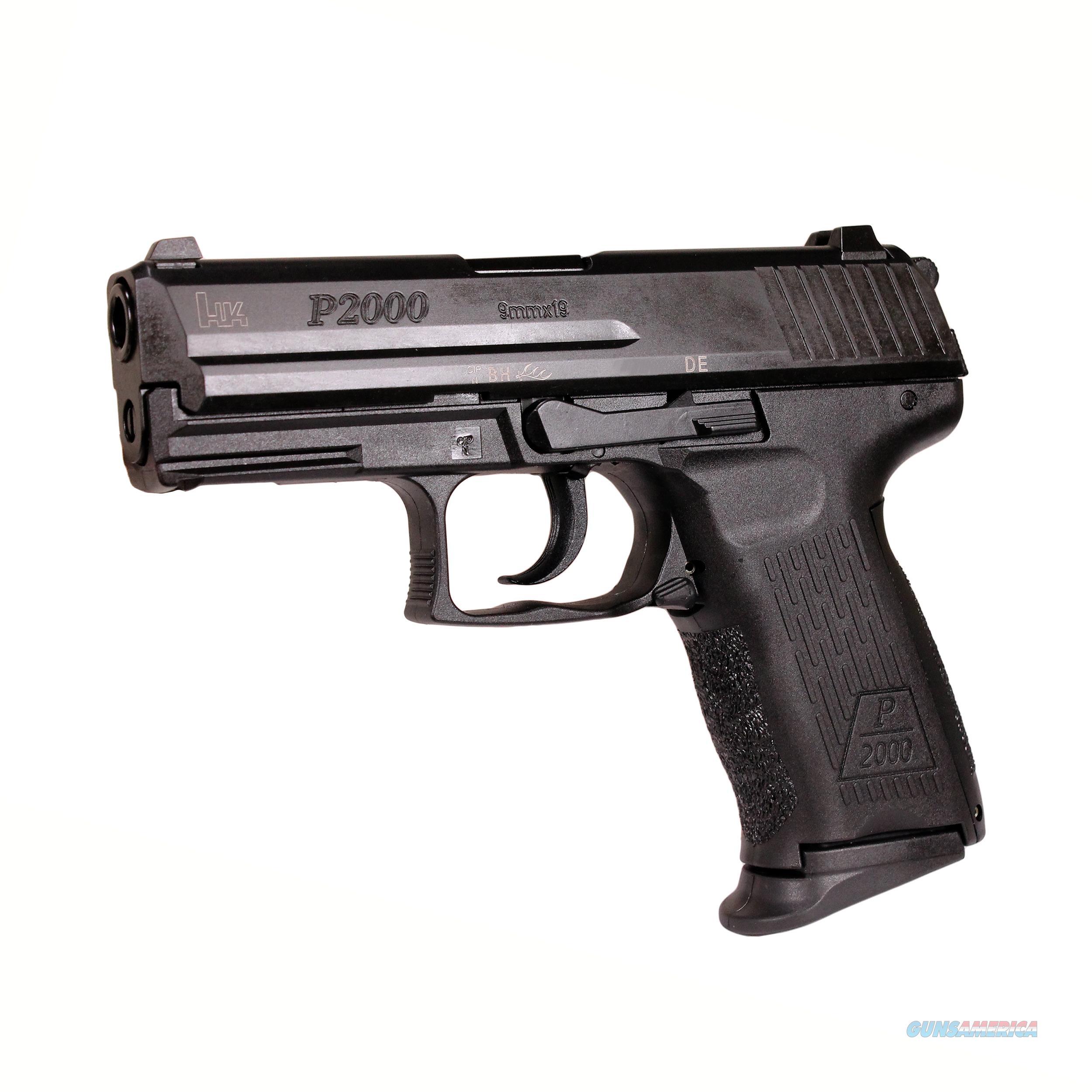 Heckler & Koch P2000 M709203-A5  Guns > Pistols > H Misc Pistols