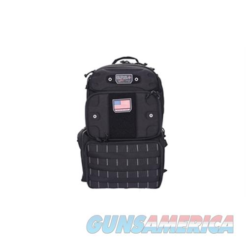 G-Outdrs Gps Tac Range Pack Tall Blk GPS-T1913BPB  Non-Guns > Holsters and Gunleather > Other