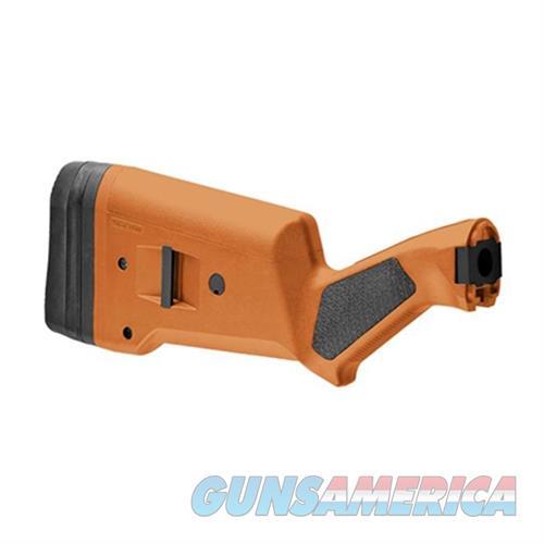 Magpul Sga Rem 870 Stk Org MAG460-ORG  Non-Guns > Gunstocks, Grips & Wood