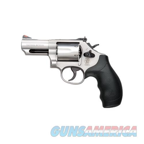 "Smith & Wesson S&W 66 2.75"" 357Mag 6Rd Sts As Rbr 10061  Guns > Pistols > S Misc Pistols"